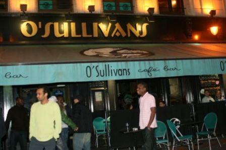 O'SULLIVAN'S - Soirée Paris | Adresse, Infos, Avis sur O ...