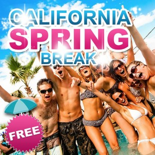 Spring Break 'california Party' : Gratuit