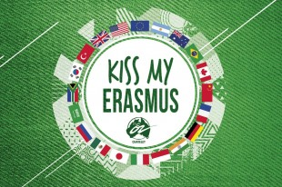 Kiss My Erasmus @ Café Oz